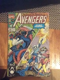 Marvel comics avengers comic book Chevy Chase, 20815
