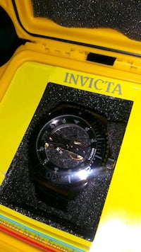 Invicta Ghost Bridge auto Bath, 18014