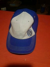 blue and white Volkswagen baseball cap Piedmont, 29673