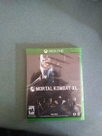 Sealed Mortal Kombat XL xbox one very low price West Haven, 06516