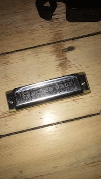 Hohner Blues Harp MS 6243 km
