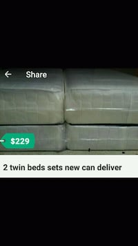 2 twin beds sets can deliver  789 mi