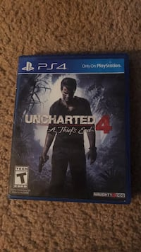 Uncharted 4: A thief's end PS4 Dayton, 45405