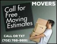 MOVERS DISCOUNTED RATES  Las Vegas, 89115