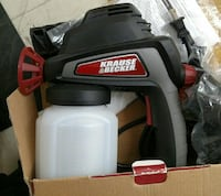 Krause and Becker new airless spray paint gun Los Angeles, 91403