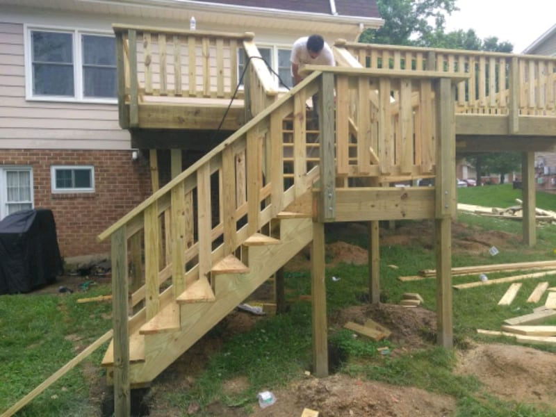 Decks & Porches Additions Roofing Siding Windows 3