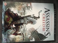 Assassin's Creed II PS3 game case Toronto, M9M