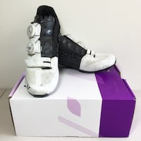 Liv Macha Carbon Sole MES Cycling Shoes V2 - EU 39 US 8.5 White/Black New York, 11210