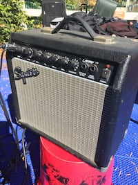 black and gray Fender guitar amplifier Agoura Hills, 91301