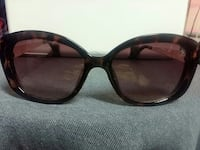 Women's Fossil brown frame sunglasses