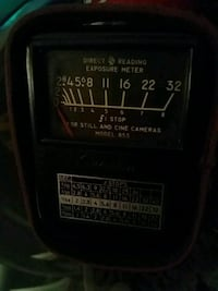 Weston exp meter for kodak  Salem, 97305