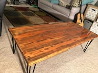 Home made coffee table Nashville