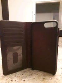 Book Book high quality leather iPhone plus case Surrey, V3T