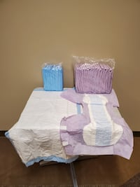 INCONTINENCE SUPPLIES (Adult Diapers & Padding) - firm prices Arlington, 22204
