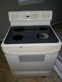 GE Spectra stove top/ oven Pearl, 39208