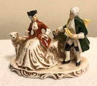 Antique GDR Porcelain Figurine 1877