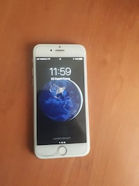 Gümüş iPhone 6s 32 gb 8554 km