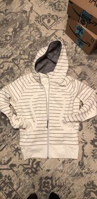 Lululemon Stripe Zip up hoodie Arlington, 22205