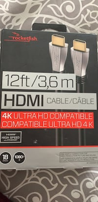 12 ft rocketfish hdmi cables Edmonton, T5X 1X6