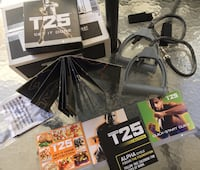 T25 system of losing weight and keeping fit for less time Sacramento, 95831