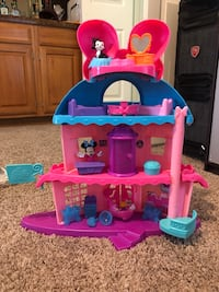 Minnie Mouse Play House Cypress, 77429