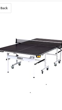 black and gray ping pong table Temple, 76502