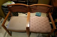 2 chairs $40 for both Vaughan