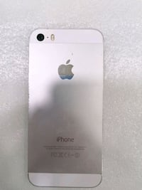 İPhone 5s silver