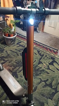 Ninebot ES4, scooter w/extended battery!! Reston, 20191