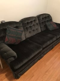Sofa and chair good condition Vaughan, L6A 2S6