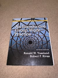 Introduction to group work practice: social work  Centreville, 20120