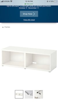 Ikea tv stand Vancouver, V6G 2A4