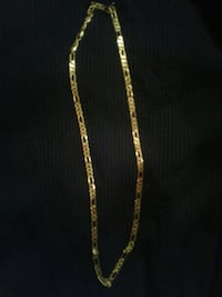 Gold plated but well made