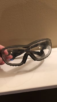 black framed eyeglasses with case Sherwood Park, T8H 2V6