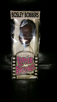 The Little Rascals Bosley Bobbers bobble head with box Edmonton, T5Y 2E3