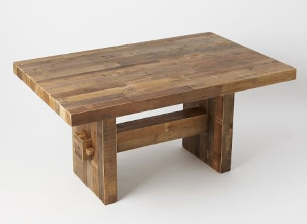 West Elm Emmerson Reclaimed Wood Dining Table 72