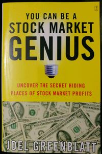 Book: You can be a stock market genius