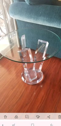 Lucite end table Upland, 91784