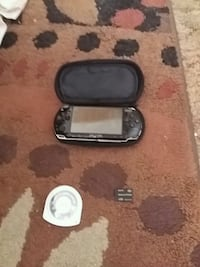 Psp with case Sony 2g memory and game no charger Golden Valley, 86413