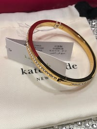 Authentic Kate Spade bracelet - gold - new  Pickering, L1V 5N2