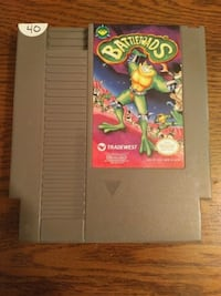 Battletoads for Nintendo NES