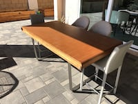 Dinner or conference table. Barely used. Chino Hills, 91709