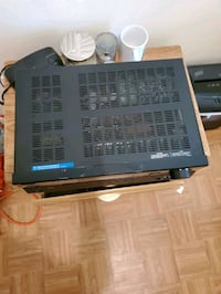 Onkyo  receiver and mixer Yonkers