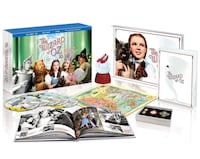 BRAND-NEW! The Wizard of Oz (75th Anniversary Collector's Edition) [Blu-ray 3D + Blu-ray + DVD] 3147 km