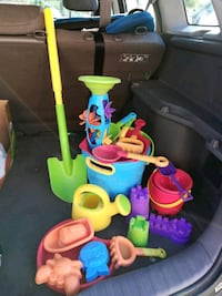 toddler's assorted-color plastic toy lot Claremont, 91711