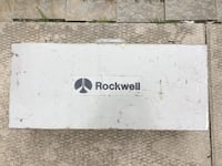 Reciprocating saw comes with metal box in excellent condition. Calgary, T2E