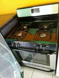 Stainless steel stove gas Westminster, 92683