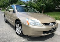 2005 Honda Accord ' cold Ac ' No codes on engine  Silver Spring