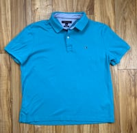 Tommy Hilfiger Blue Polo Shirt Laurel, 20707