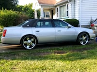 Cadillac - DTS - 2001 Milwaukee